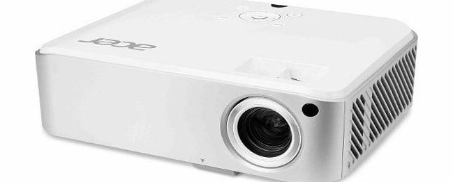 Acer H7532BD 1080P 3D Resolution Projector. 2000 Ansi Lumens, ECO Mode, CBII , Auto Keystone, 50,000:1 Dynamic Contrat Ratio, Blu ray 3D, (Nvidia 3D