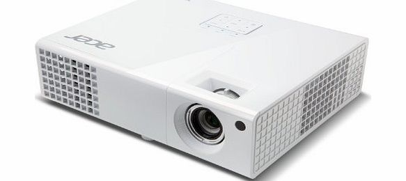 Acer P1173 P Projector, SVGA 3000 Lumens, 2 Kg, DLP 3D, Carry Case, HDMI, VGA and USB, VGA Cable, Remote Control, Carrying Case