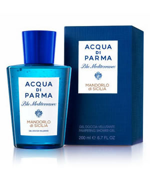 Blu Mediterraneo Sicilian Almond Shower Gel 200ml