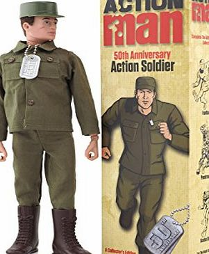 Action Man 50th Anniversary edition - Action Soldier