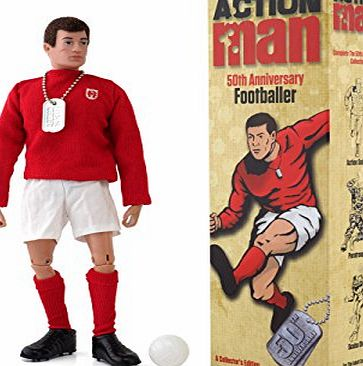 Action Man 50th Anniversary edition - Footballer