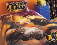 ACTION MAN action man duvet set