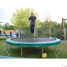 Action Tramps Skywalker 12 Gold Trampoline