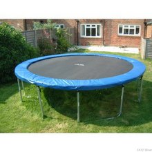 Action tramps Skywalker 12 Silver Trampoline