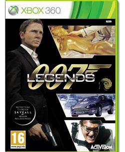 007 Legends on Xbox 360