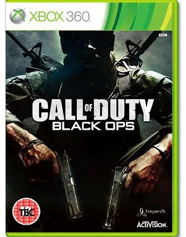 Call of Duty Black Ops on Xbox 360