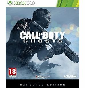 Call of Duty Ghosts Hardened Edition on Xbox 360