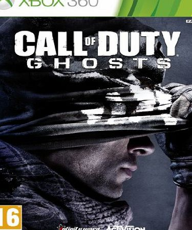 Call of Duty Ghosts on Xbox 360