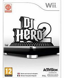 DJ Hero 2 (Software Only) on Nintendo Wii