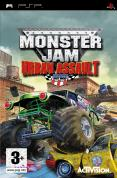 Activision Monster Jam Urban Assault PSP
