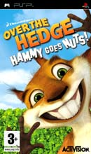 Activision Over The Hedge Hammy Goes Nuts PSP