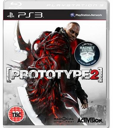 Prototype 2 on PS3