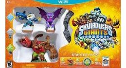 Skylanders Giants Starter Pack on Nintendo Wii U