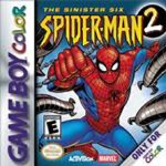 Spider-Man 2 The Sinister Six GBC