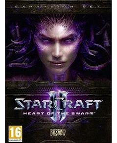 StarCraft 2 Heart Of The Swarm on PC