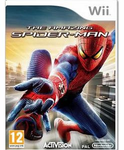 The Amazing Spiderman on Nintendo Wii