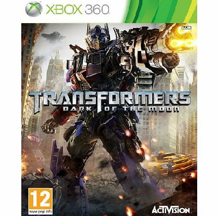 Transformers Dark Side of the Moon Xbox 360