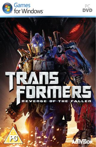Activision Transformers Revenge Of The Fallen PC