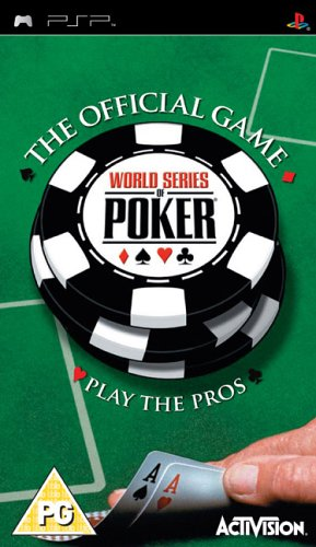 Activision World Series Of Poker PSP