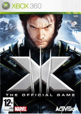 X-Men III The Official Movie Game Xbox 360