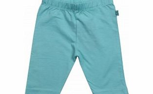 Adams Toddler Girls Aqua Leggings B7 L6/C7