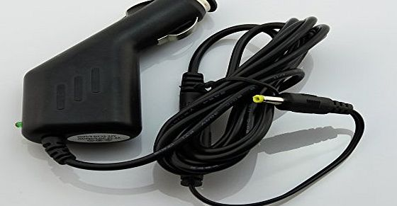 Adaptors4U 9V Philips PD9030/05 Portable DVD Player In Car Charger / Car Adaptor