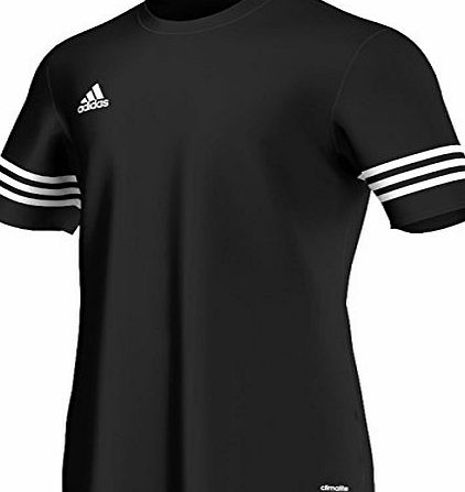 adidas  Mens Entrada 14 Short Sleeve Football Training Top