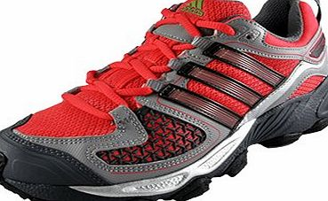 adidas  Response Trail 17 Ladies Running Shoes, Pink/Grey, UK5