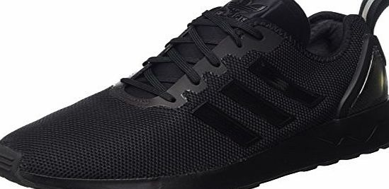 adidas  Zx Flux Adv, Mens Sneakers, Black (Cblack/Cblack/Ftwwht), 8 UK (42 EU)