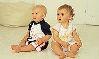Adidas Babies Two-Piece Shorts Set