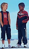 Boys Pack of 2 Sleeveless Top