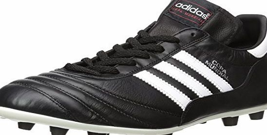 adidas Copa Mundial, Unisex Adults Football Boots, Black (Black/Running White Ftw), 10 UK (44.5 EU)