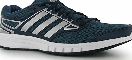 adidas Mens Galactic Elite Trainers Sports Shoes Lace Up Breathable VistaBlu/Sil/Nv UK 10 (44.7)