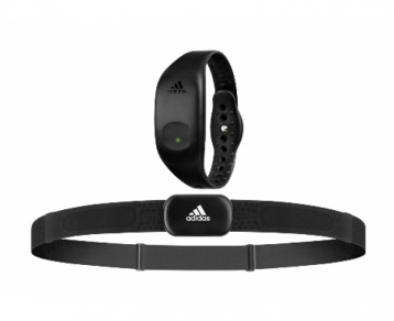 Adidas MiCoach Zone Heart Rate Monitor Watch