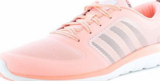 adidas New Ladies/Womens Pink Adidas Trainer Breathable Lightweight - Pink - UK SIZE 6