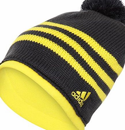 adidas Performance Mens Promo Beanie - Yellow