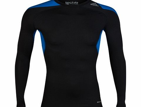 TechFit Cool Base Layer Top - Long Sleeve