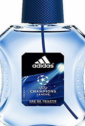adidas UEFA Champions League by Adidas Eau de Toilette 100ml