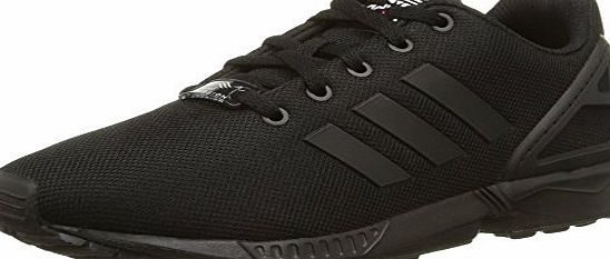 adidas Zx Flux, Boys Low-top Trainers Black Size: 5.5 UK