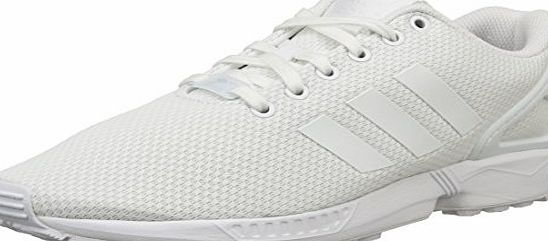 adidas ZX Flux, Mens Running Shoes, White (Ftwr White/Ftwr White/Ftwr White), 7 UK (40.5 EU)