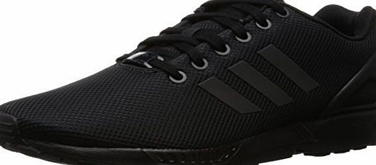 adidas ZX Flux, Mens Trainers, Black - schwarz (Cblack/Cblack/Cblack), 9 UK