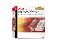 Adobe FrameMaker v6.0 Mac CD