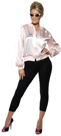 Costume: Pink Lady Jacket (Medium)