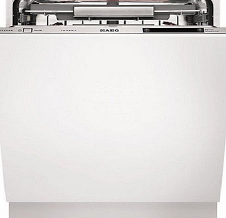 AEG F99705VI1P Fully Integrated Dishwasher