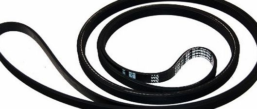 AEG GENUINE ELECTROLUX TUMBLE DRYER BELT 1975 h7 1258288107