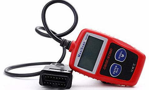 AGM Maxiscan MS309 Diagnostic Scanner Code Reader OBDII OBD2