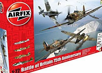 Airfix 1:72 Scale Battle of Britain 75th Anniversary Set Model Kit