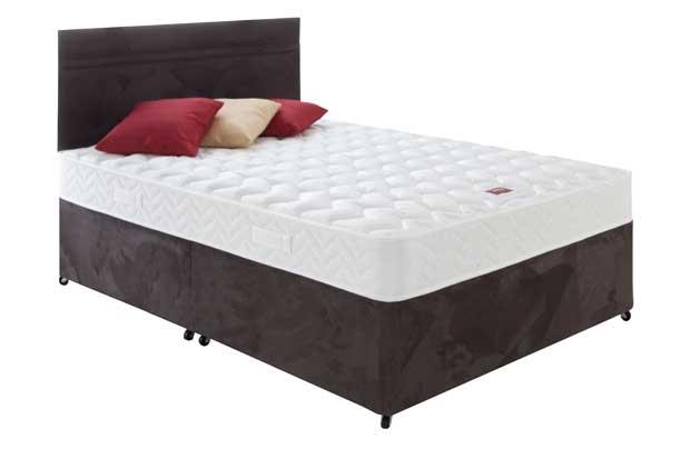 Airsprung crantock deep ortho kingsize divan bed review for Quality divan beds