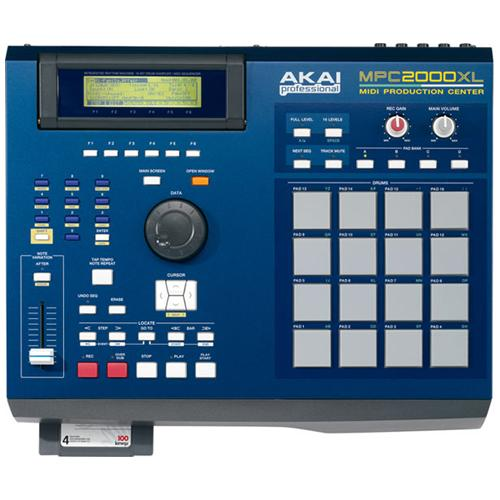 MPC2000XL Music Production Center
