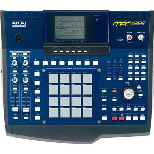 MPC4000 Music Production Center